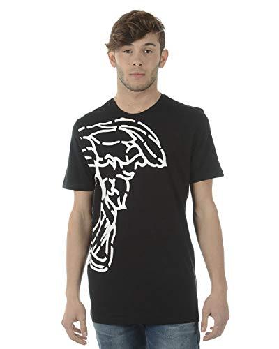 Versace Collection - Herren-T-Shirt V800683SVJ00359 SCHWARZ XL