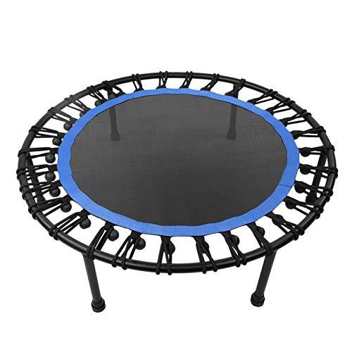 Trampolín para adultos con herramienta de entretenimiento interior antideslizante para gimnasio para el hogar(DS-1039 blue)