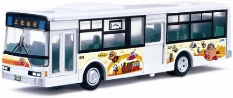 Diamond pet DK-4001 1 64 scale Anpanman bus (japan import)