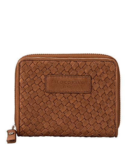 Liebeskind Berlin Damen Santa Fe Conny Geldbörse, medium brown-8768, 2x10x13 cm