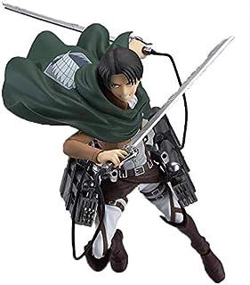 Attack on Titan Levi Rival Ackerman action figure multiple sculpt model