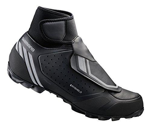 Shimano SHMW5OC400SL00, Zapatillas de Ciclismo de Carretera Hombre, Negro (Black), 40 EU