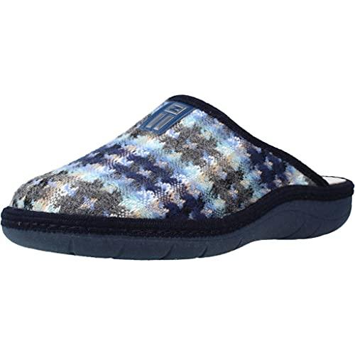 Nordikas Zapatillas Casa Mujer London para Mujer Azul 39 EU