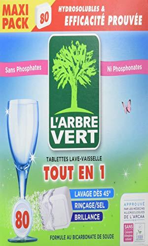 L'arbre vert Tablettes Lave-Vais...