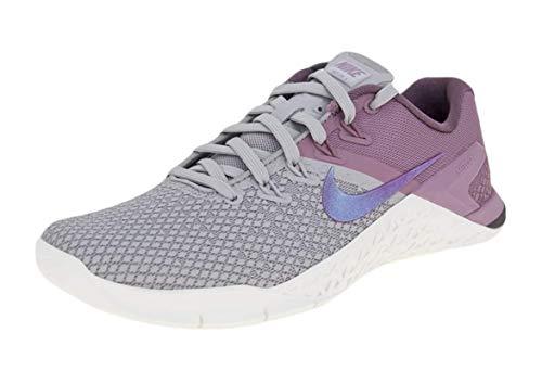 Nike WMNS Metcon 4 XD Women's Training Shoe Atmosphere Grey/True Berry-Plum DUST 9.5