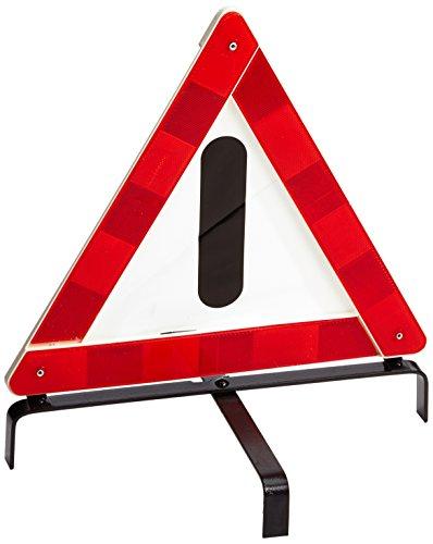 Leina 13010Desglose Triángulo de señalización alemán Interior de plástico Quiver