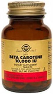 Dry Beta-Carotene 10000IU 250 Tab 3-Pack