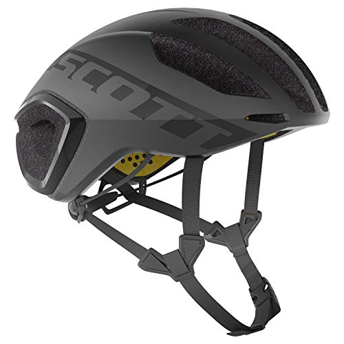 SCOTT 275183, Casco Bici Unisex Adulto, Black, L