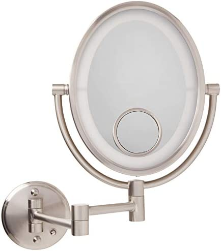 Jerdon HL9515NLD LED Lighted Wall Mirror Direct Wire product image