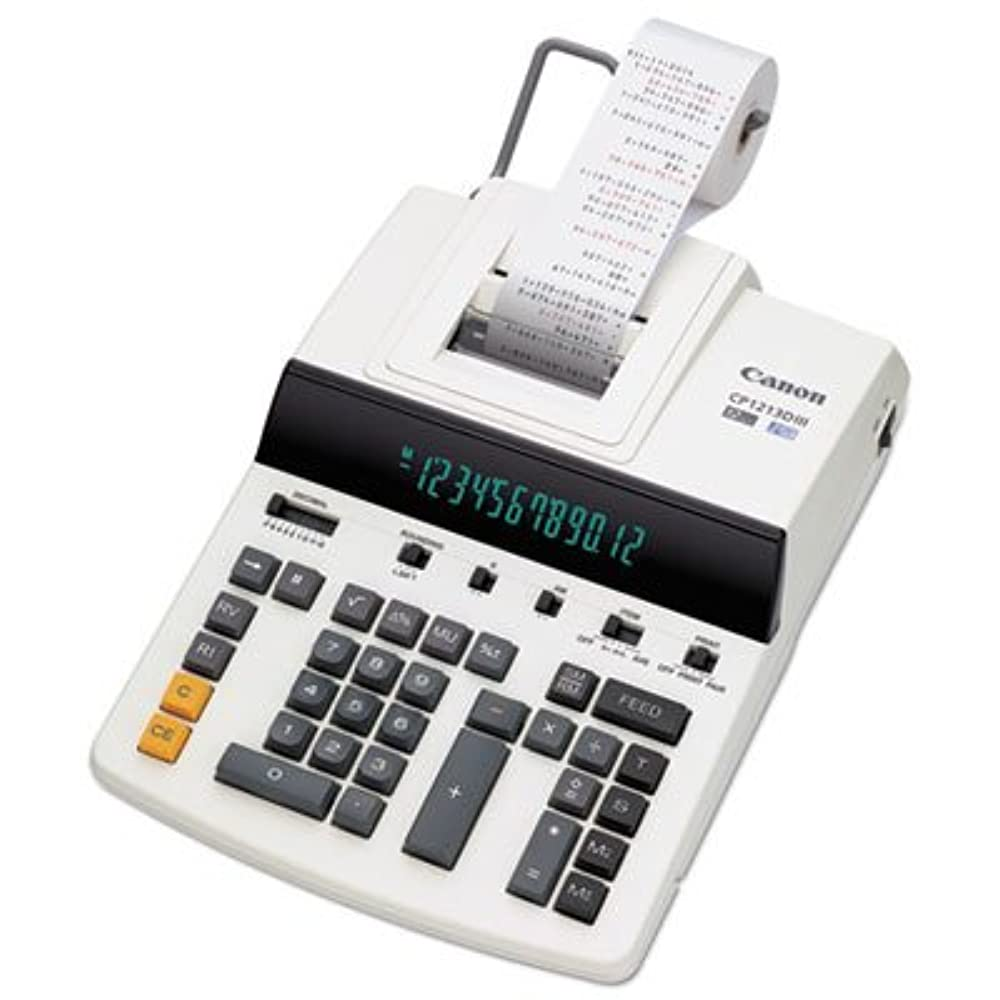 デンプシーリンケージぶどうCanon 9933b001?cp1213diiiデスクトップ印刷電卓