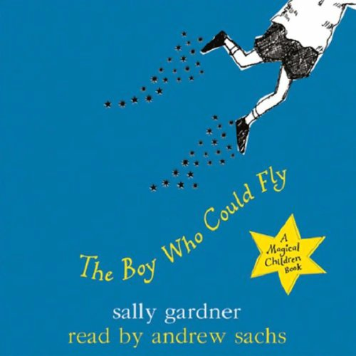 The Boy Who Could Fly audiobook cover art
