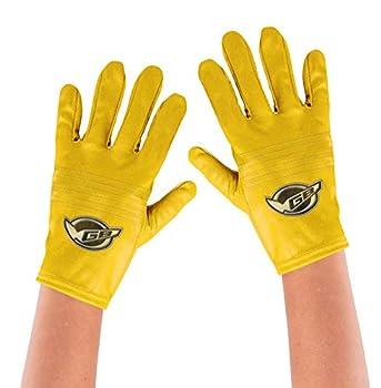 Disguise Yellow Ranger Beast Morpher Kids  Costume Gloves