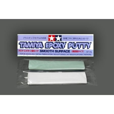 Stucco Epoxy Putty Smooth Surface (25gr)