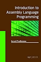 Introduction to Assembly Language Programming Front Cover