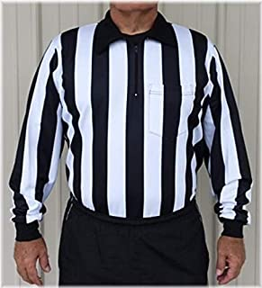 Black/White Stripe WAIST SIZE 46 ADAMS FBS180-46 Smitty Football Officials Shorts Coaches' & Referees' Gear