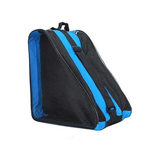 Patín de hielo patinaje bolsa de transporte con correa de hombro para niños adultos alta calidad