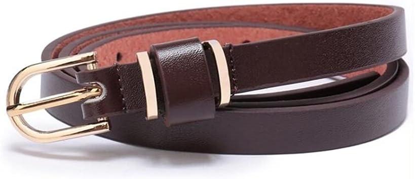 DSJTCH Fashion Lady Belt Plus Size Sales Sales for sale for sale Leather Solid Skinny Bel Thin