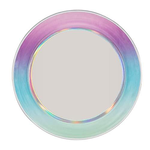Style It!!!! 3C4G 6' Magnetic Locker Mirror (Gradient Mermaid)