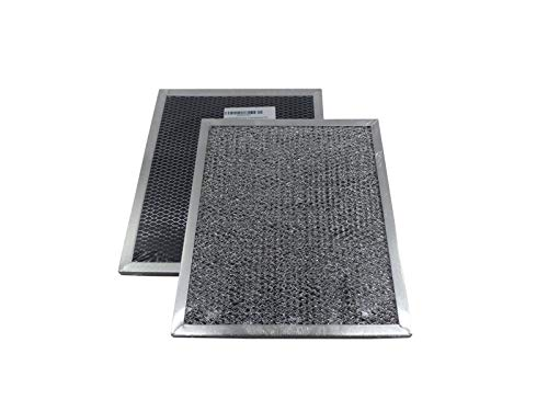 97007696 Replacement for Broan Charcoal Range Hood Filter 97005687 97007576 97007696 99010123 C-6105 41F-1 PK
