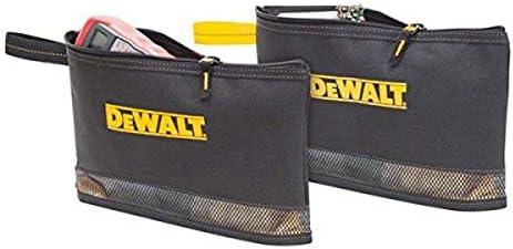 DEWALT DG5102 Multi-Purpose Zip Bags, 2 Pack