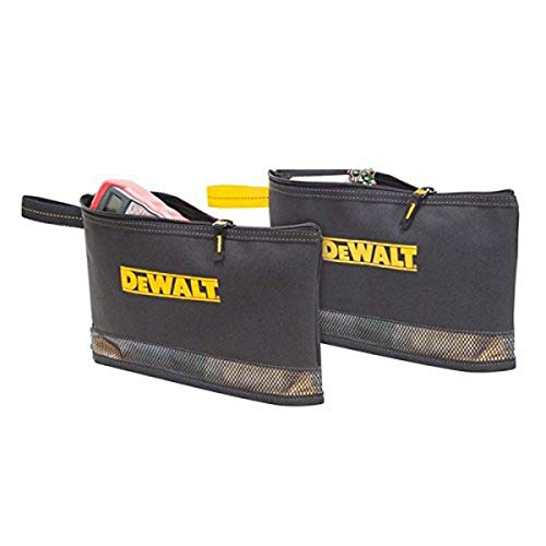 DEWALT DG5102 Multi-Purpose Zip Bags, 2 Pack