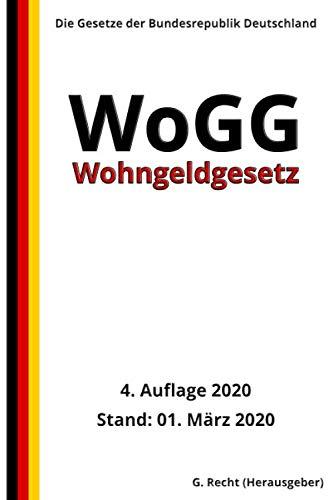 Wohngeldgesetz - WoGG, 4. Auflage 2020