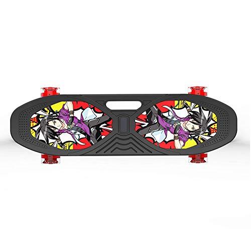 Love your life Komplette Mini-Skateboard 27inch / 23 Zoll Anime Game King Pattern Skateboard