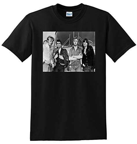 THE PRETENDERS T SHIRT band photo poster tee SMALL MEDIUM LARGE XL