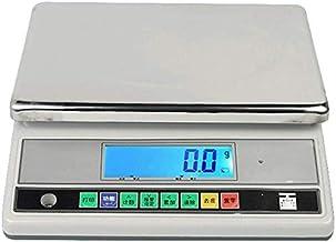 Balance Échelles de comptage électroniques de précision, Balance de la Plate-Forme de pesée Industrielle numérique avec Ta...