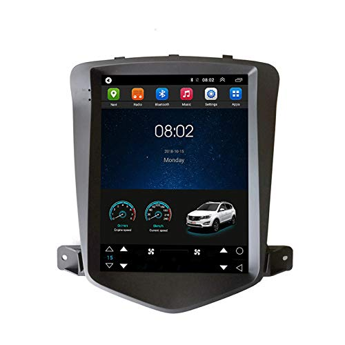 Android 8.1 Car DVD Player GPS Navigation Radio Stereo WiFi for Chevrolet Cruze