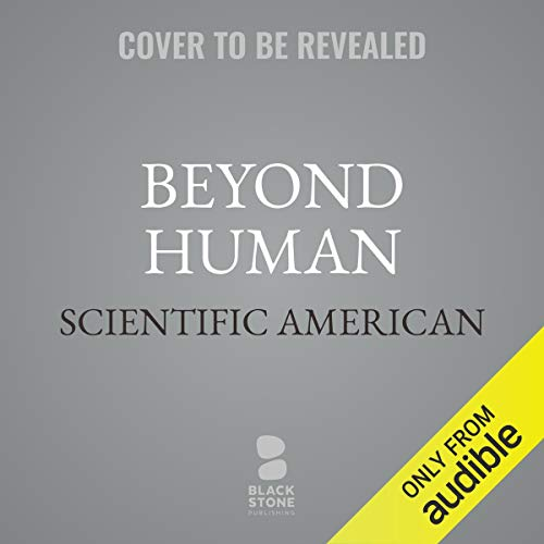 Beyond Human audiobook cover art