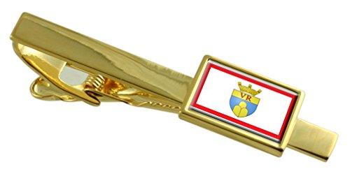 Victoria City Bandiera di Malta Gold Clip