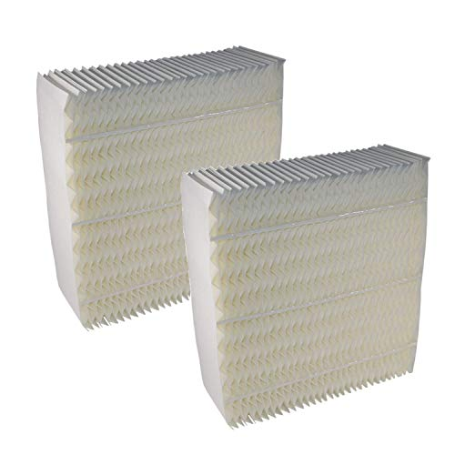 ANTOBLE 2 Pack Humidifier Wick Filters Replacements for Essick Air 1043 Filter,Compatible with Model EP9 500 700 800, EP9R 500, Spacesaver 800 8000 Series