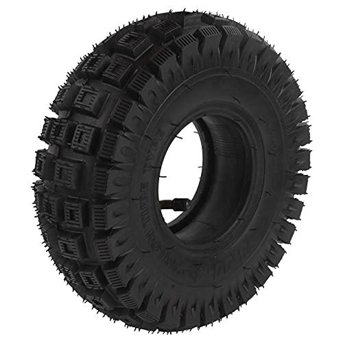 Neumático para Scooter, Buena tracción Fácil de Instalar Neumáticos para Camiones de Mano Neumáticos para Scooter eléctrico 3.00-4 Neumático para Scooter para electromóvil