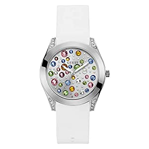 Watch Guess W1059L1 Woman Multicolor Silicone Quartz