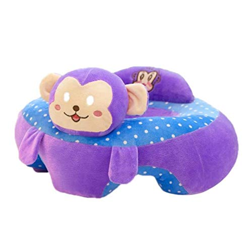 Best Review Of Baby Plush Seat Portable Sofa Support Support Chair Learning to Sit Soft Toys Travel ...