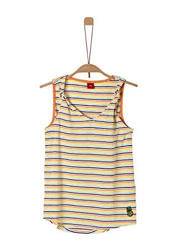 s.Oliver Junior Top-401.10.005.12.102.2038800 Camiseta, 02G2 Crudo, XL/REG para Niñas
