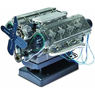 Customer reviews Haynes V8 Model Combustion Engine:Hashflur