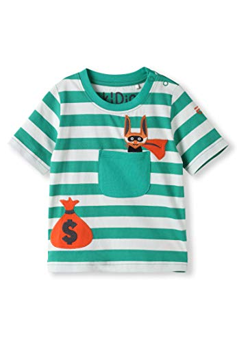 Algodón orgánico - Bebé Niña Niños pequeños - Camiseta