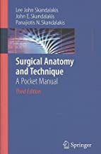Surgical Anatomy and Technique: A Pocket Manual, 3rd Edition