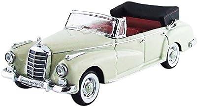 Rio Mercedes 300d 1958Cabrio White 1/43