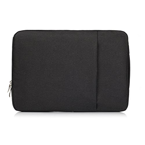 Hulorry Laptop Sleeve MacBook Pro 13 inch,Laptop Sleeve Case for 13-13.3 Inch Laptop,MacBook Air/Pro, Notebook, HP Asus Dell,Fabric Water-proof Protective Cover Shockproof Carrying Bag