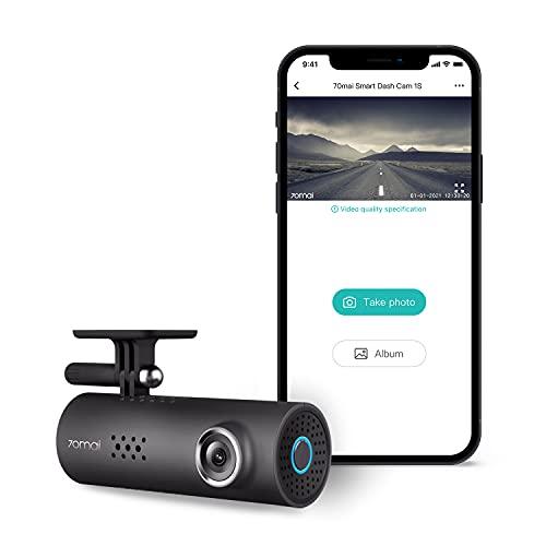 70Mai Smart Dash Cam 1S, Dash Cam Recorder Camcorder,...