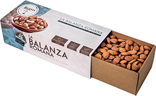 Almendra Cruda con Piel Marcona XL | Envase Sostenible | 100% Natural | 800 gr
