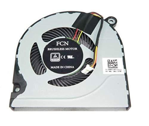 HuiHan Repuesto para ventilador de PC Acer Nitro 5 AN515-41 AN515-42 AN515-51 AN515-52 AN515-53