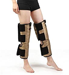 FQDS Knee Massager for Joint Rheumatism Physiotherapy Thigh Calf Leg Arm Electric Heating Warm Knee Ideal for Rheumatoid Old Cold Legs Aches and Pains