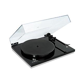Riproduzione, archivio e diffusione dei vostri dischi 33 e 45 giri Design elegante, suono hi-fi e configurazione semplice in pochi secondi: avrete solo da aggiungerci i vostri diffusori per creare un sistema audio istantaneo Accompagnato da dei diffu...