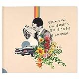 Recuerding - Álbum de Fotos de Bodas · Collage, 48 Páginas (27x24cm) | para Escribir y Pegar | Moderno y Vintage | Scrapbooking | Libro de Firmas | Novios, Parejas y Recién Casados | Hecho en España