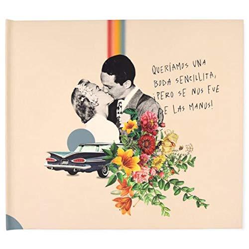 Recuerding - Álbum de Fotos de Bodas · Collage, 48 Páginas (27x24cm)...