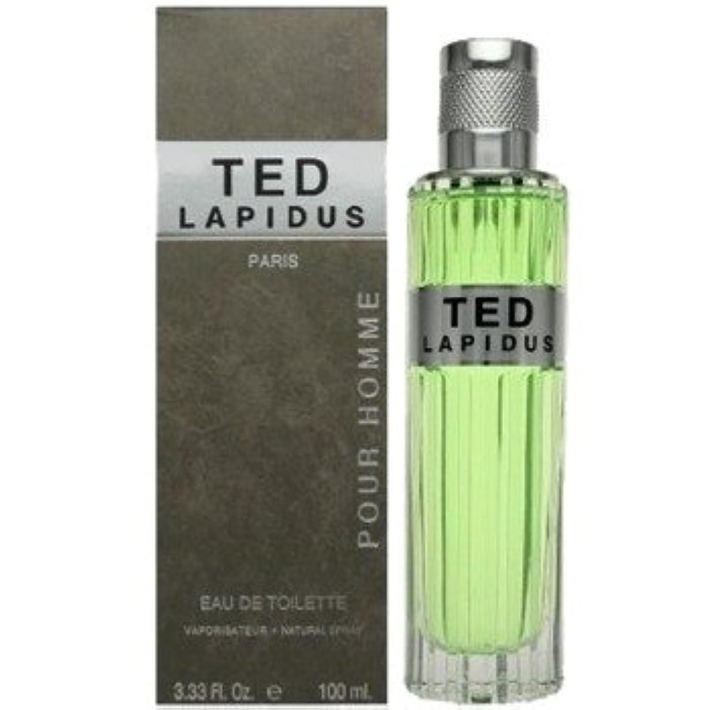 報復物理的にゴミテッド ラピドス - テッド プール オム EDT-SP 50ml (並行輸入品) TED LAPIDUS - TED POUR HOMME EDT-SP 50ml